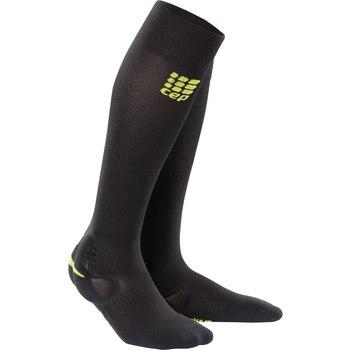 CEP Ortho Ankle Support Sock Black/Green Men - Fluidlines