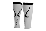 Comp Calf Sleeve WH - Fluidlines