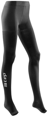 CEP recovery pro tights, black.  Women - Fluidlines