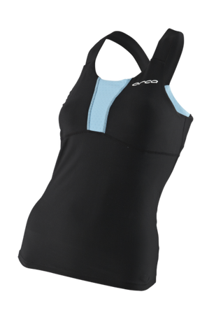 WOMENS CORE SUPPORT SINGLET BKBL - Fluidlines