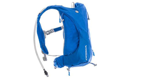 Back Pack 10+2 Blue - Fluidlines