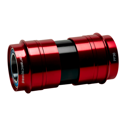 Ceramicspeed PF30 SRAM GXP Red Coated - Fluidlines