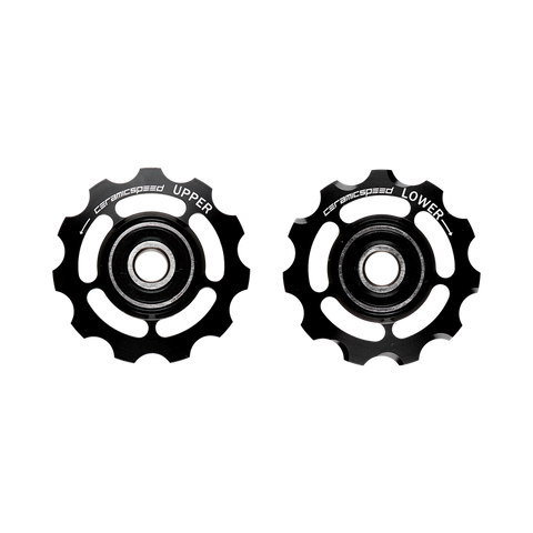 Ceramicspeed PW alloy Shimano 11s Blk - Fluidlines