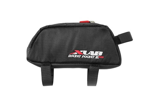 XLAB Rocket Pocket XL Plus - Black - Fluidlines
