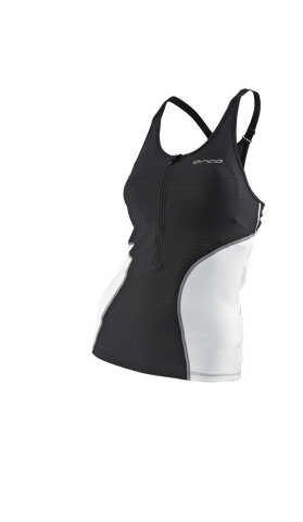 WOMENS 226 SUPPORT SINGLET BKWH