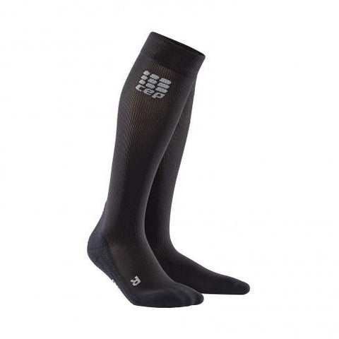 CEP Sock for Recovery Black Woman - Fluidlines