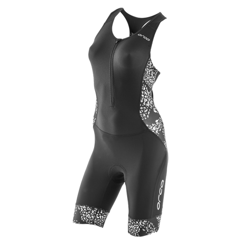 WOMENS 226 RACE SUIT BK-WH