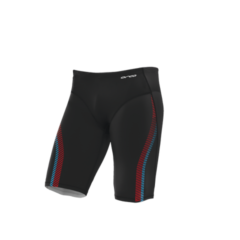 ORCA MENS JAMMER BLUE RED - Fluidlines