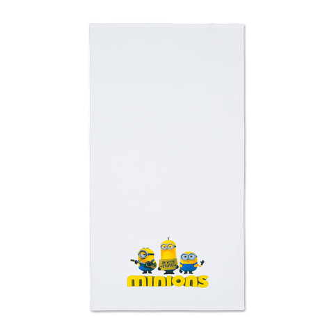 "BE258S 28"" x 58"" Sublimated Beach Towel"