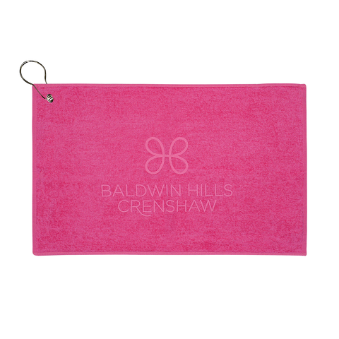 "F183  11"" x 18"" Fringed Rally Towel"