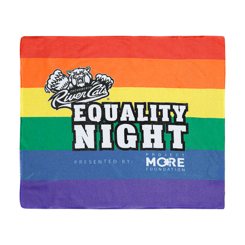 "MF158 15"" x 18"" Sublimated Micro Fiber Rally Towel"