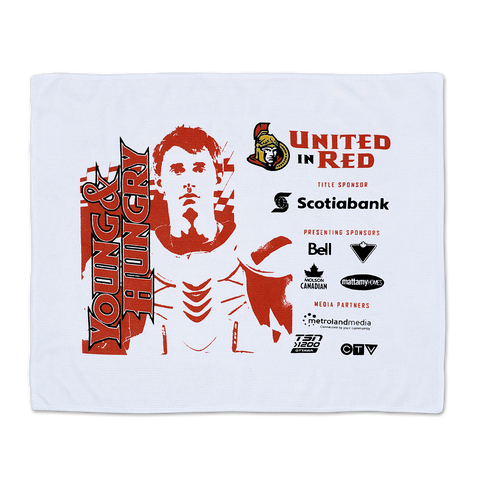 "MF158  15"" x 18"" Micro Fiber Rally Towel"