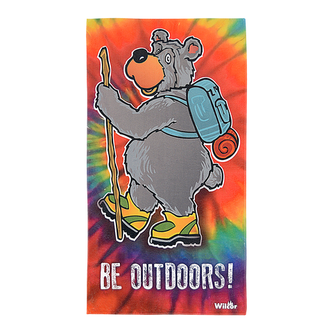 "S242S 22"" x 42"" Sublimated Sport Towel"