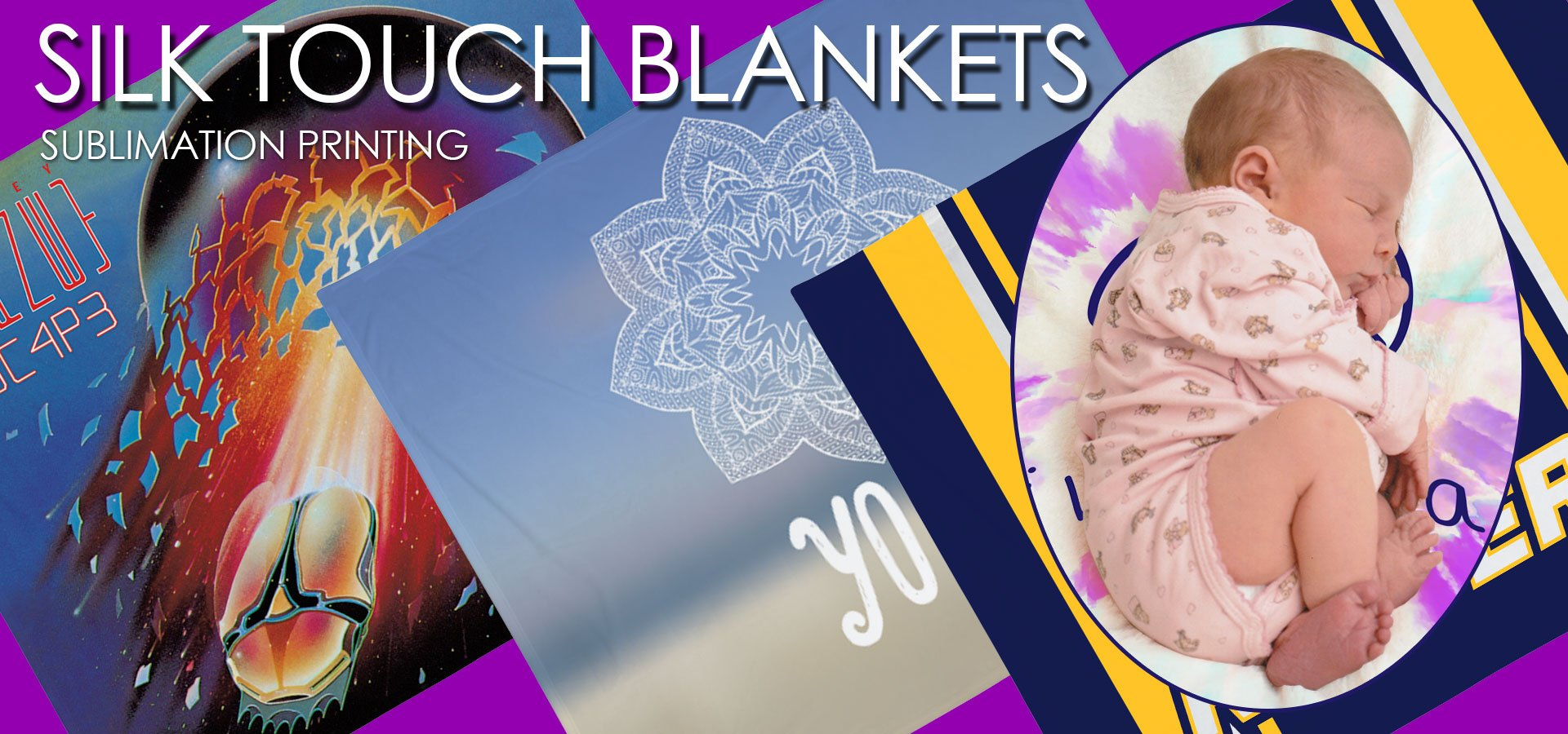 Best Printed Blankets in the U.S.