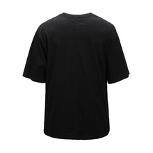 Load image into Gallery viewer, Oversize Tee-Black