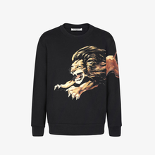 Load image into Gallery viewer, GVC LEO PRINTED SWEATSHIRT