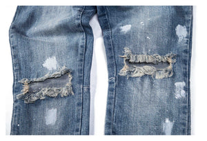 FOG Paintball Destroyed Jeans