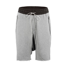 Load image into Gallery viewer, Drop Crotch Shorts - Grey