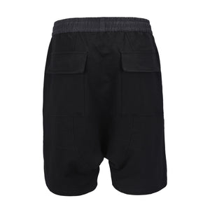 Harem Shorts -Black