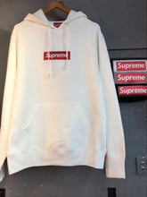 Load image into Gallery viewer, Supreme box logo Hoodie