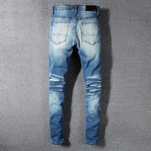 Load image into Gallery viewer, AMRI patch denim