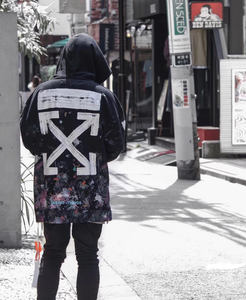 OW Galaxy Zipper Jacket
