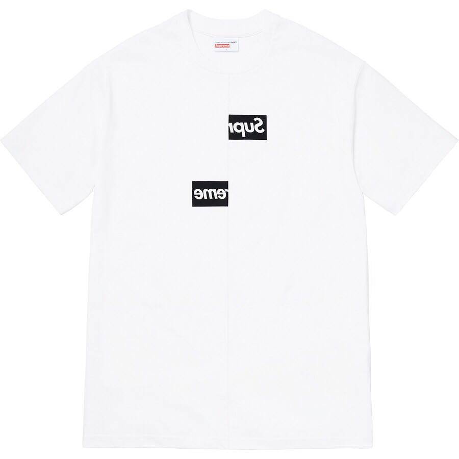 Sup Split Box Logo Tee