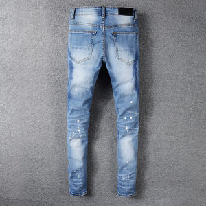 AMRI Rivet Denim