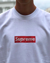 Load image into Gallery viewer, Sup BLING Box Logo Tee