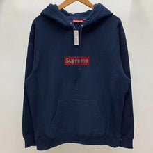 Load image into Gallery viewer, SUP Swarovski Box Logo Hoodie
