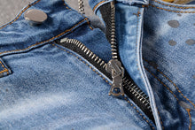 Load image into Gallery viewer, AMRI Rivet Denim