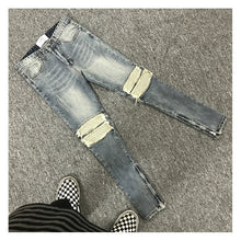 Load image into Gallery viewer, Biker Jeans