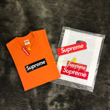 Load image into Gallery viewer, Sup box logo tee