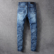 Load image into Gallery viewer, AMRI BIKER DENIM