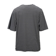 Load image into Gallery viewer, Stripe Tee V2 - Black