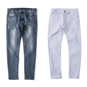 Basic Denim Jeans-3 Color