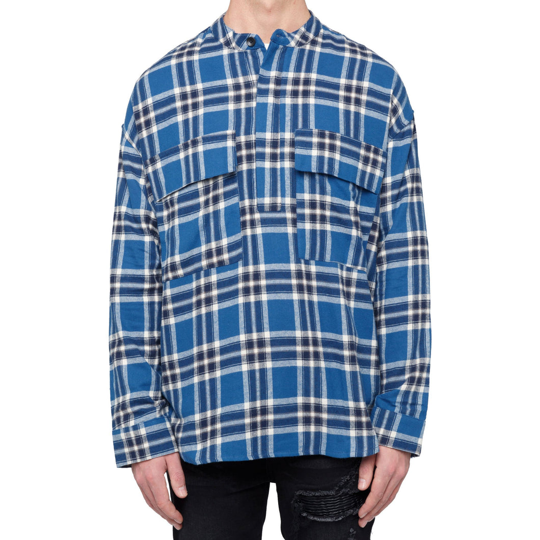 FLANNEL - BLUE