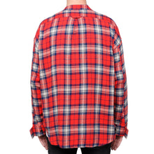 Load image into Gallery viewer, FLANNEL - RED