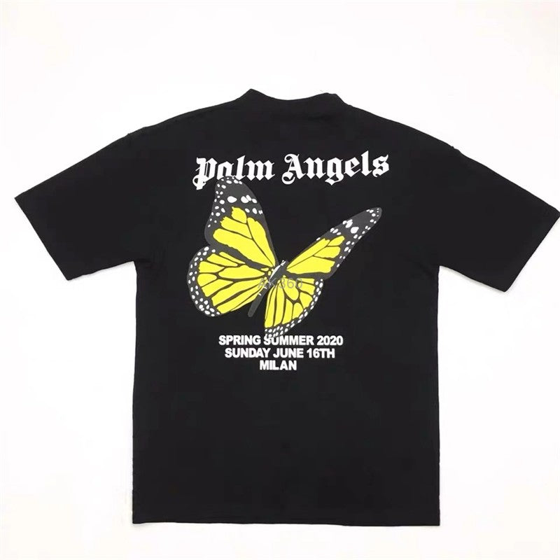 SUP & PALM ANGELS BUTTERFLY TEE