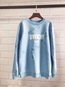 GVC Ripped Sweatshirt