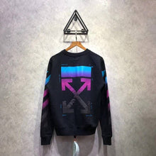 Load image into Gallery viewer, OW Rainbow Sweatshirt