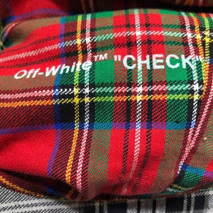 OW Check Hood Shirt