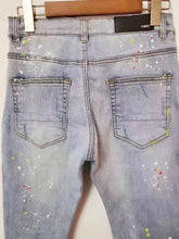 Load image into Gallery viewer, AMRI PATCH EMBROIDERY DENIM