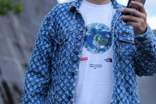 Load image into Gallery viewer, SUP & TNF WORLD TEE