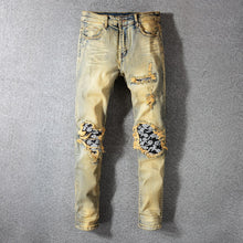 Load image into Gallery viewer, Amri Vintage Biker Denim