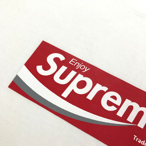 Sup Cocacola Box Logo Tee