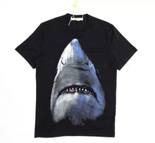 Load image into Gallery viewer, GVC SHARK PRINT TEE