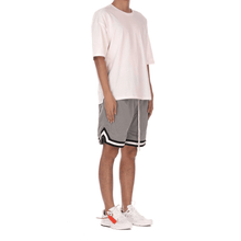 Load image into Gallery viewer, STRIPED MESH SHORTS