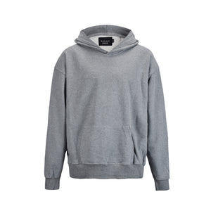 Washed Oversized Hoodie - Grey