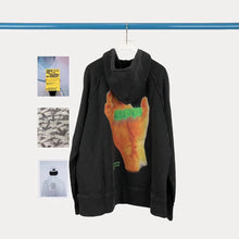 Load image into Gallery viewer, OW 3D HANDS HOODIE/SWEATSHIRT